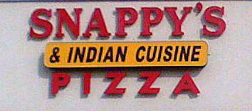 Snappys Pizza and Indian Cuisine