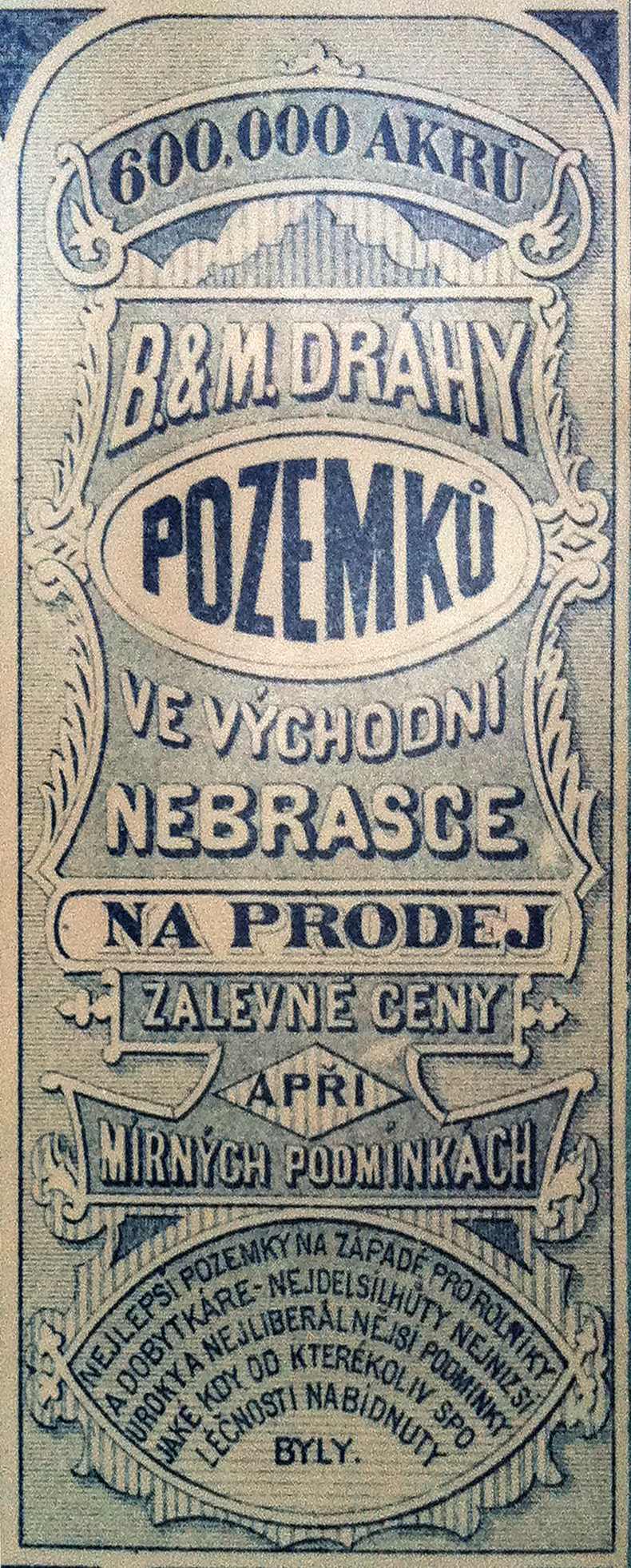 Minnesota Poster Type Detail