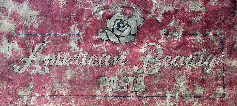 pasta sign